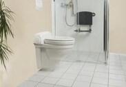 Dusch-WC VAmat geschlossen
