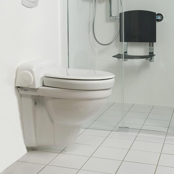 Dusch-WC-Aufsatz