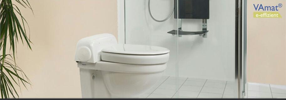 Dusch-WC VAmat
